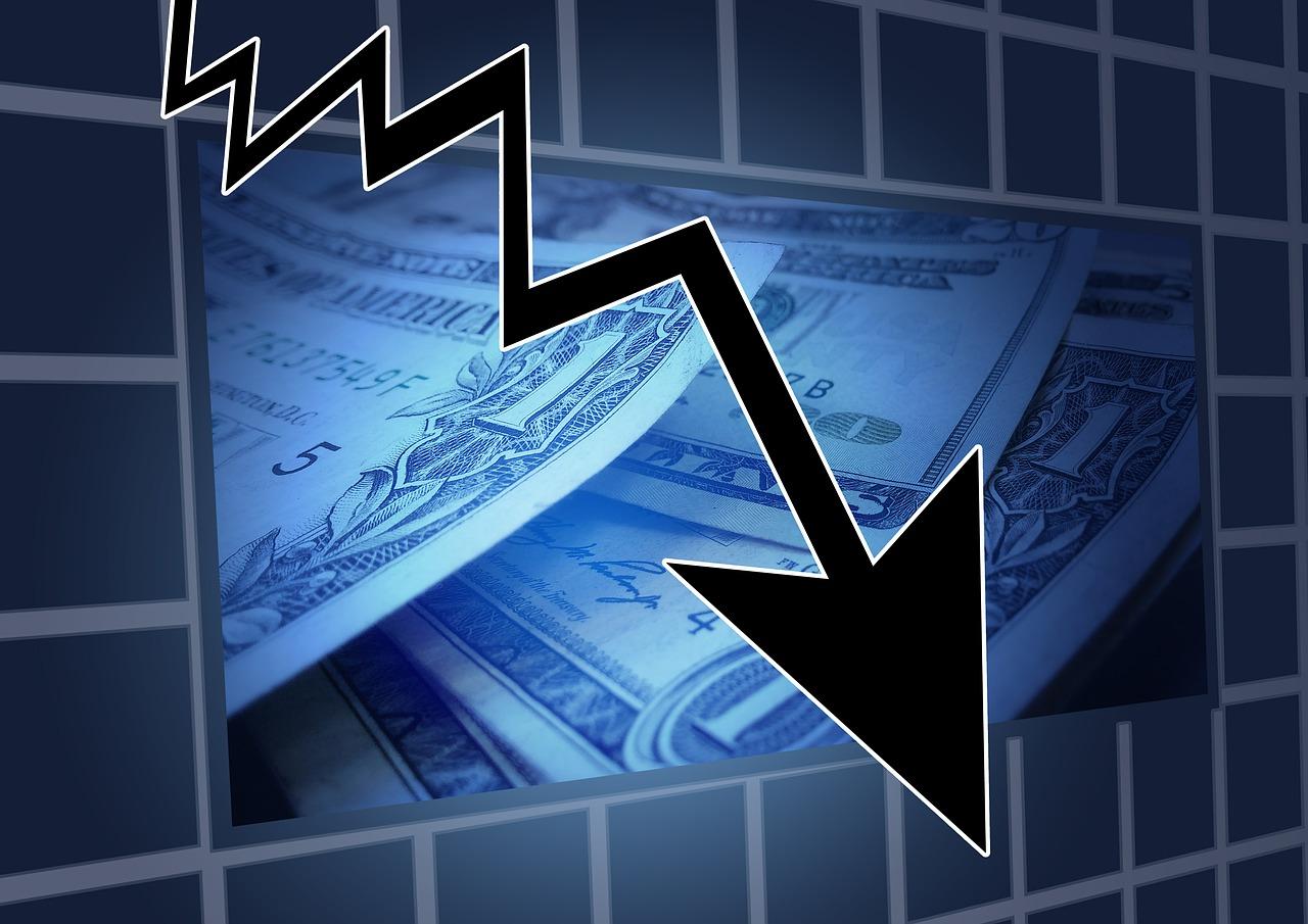 ירידה כלכלית