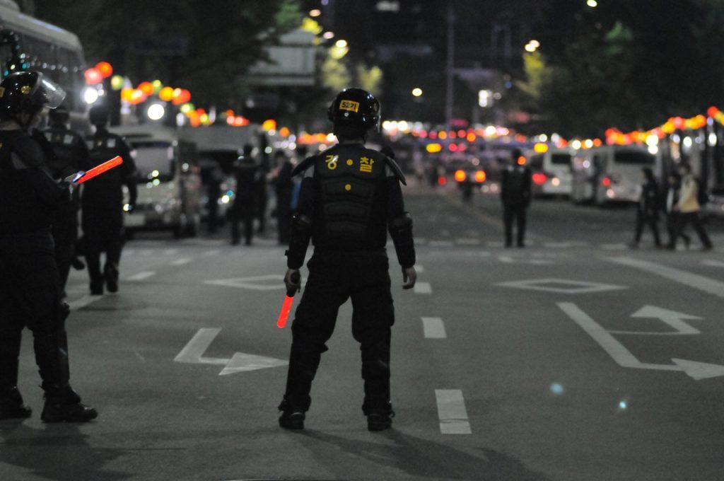 מחסום משטרה