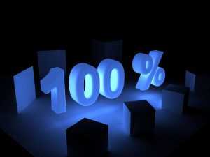 מאה אחוז